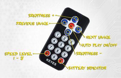 remote control picture poi