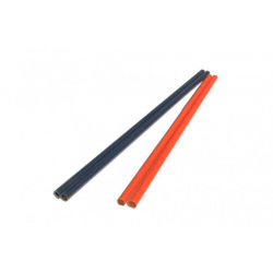 guide poles - wood
