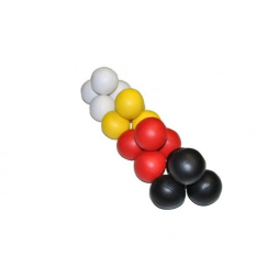 Semišový míček - Bean bag