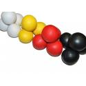 Suede Ball - Bean bag