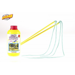 Giant bubble wand 100cm, + soap bubble liquid 1lt