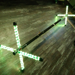 LED DRAGON STAFF - Ignis