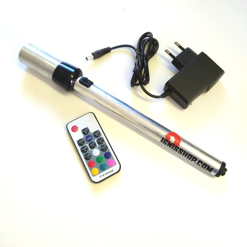 Color LED torch