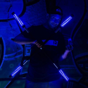 COLOR LED STAFF - Ignis