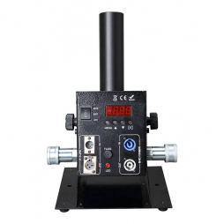 LED CO2 jet DMX